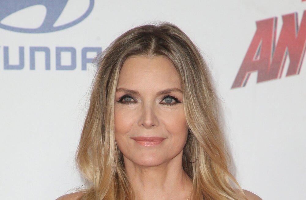 FOTOD   60? Ei ole võimalik! Värsked fotod Michelle Pfeifferist üllatavad aegumatu iluga – võrdle fotodega minevikust