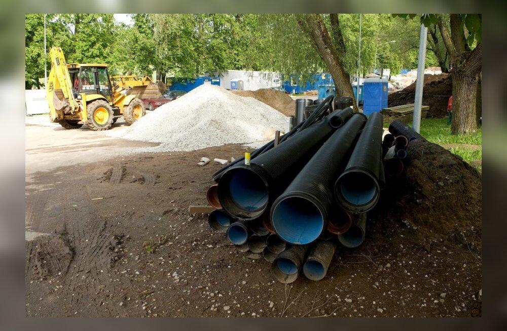 С начала июня можно подать заявку на получение дотации для подключения к коммунальному водоснабжению и канализации