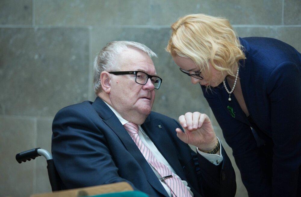 Edgar Savisaar ja Maria Jufereva