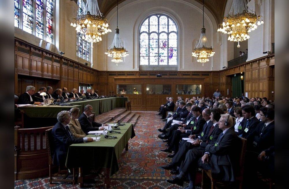 Saksa välisminister Westerwelle nõuab Gaddafile õiglust