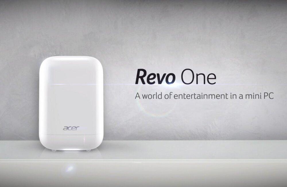 TEST: Arvuti purki – pisike Acer Revo One RL85 töötab teleka abil ja puldiga