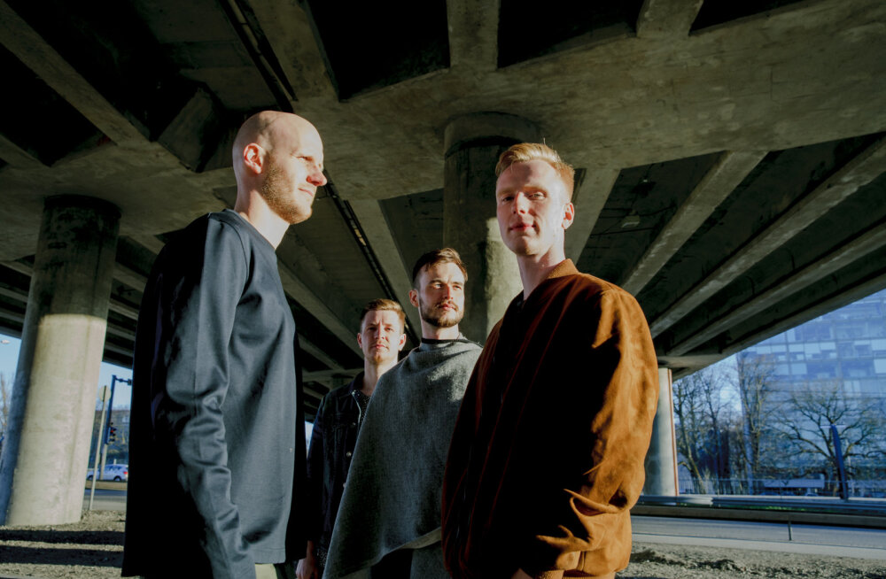 PUBLIK SOOVITAB: Miljardid esitlevad eksklusiivsel tasuta kontserdil oma debüütalbumit