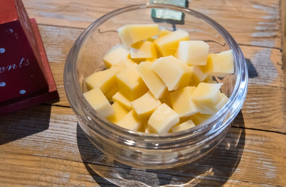 Andre juustufarm, juust