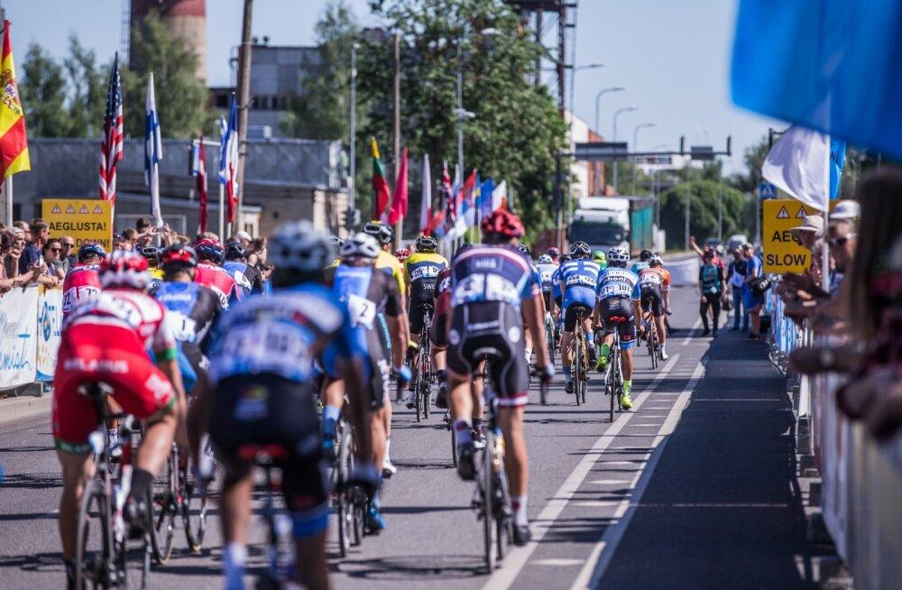 Tour of Estonia 2018 esimene etapp