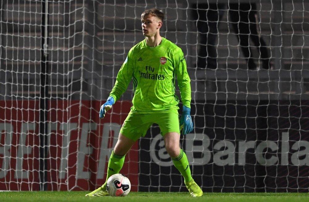 Karl Jakob Hein kannab Londoni Arsenali U-23 tiimi särki. Hein liitus Arsenali akadeemiaga 2018. aasta suvel. Mullu sõlmis ta klubiga juba kolmeaastase profilepingu.