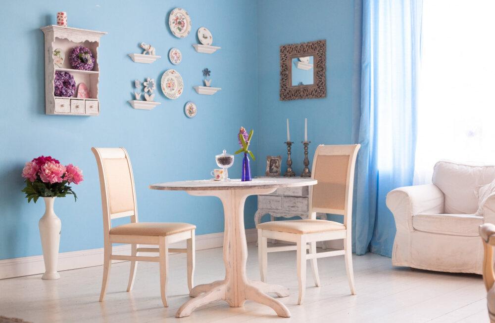 LIHTSALT JA SOODSALT | Anname värvidega kodule värske ilme. Kuidas valida ja millega arvestada?