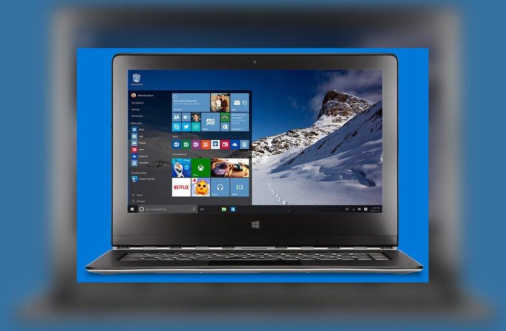 Opsüsteem Windows 10 on paljudele esialgu tasuta... aga selle hilisem taaspaigaldus?