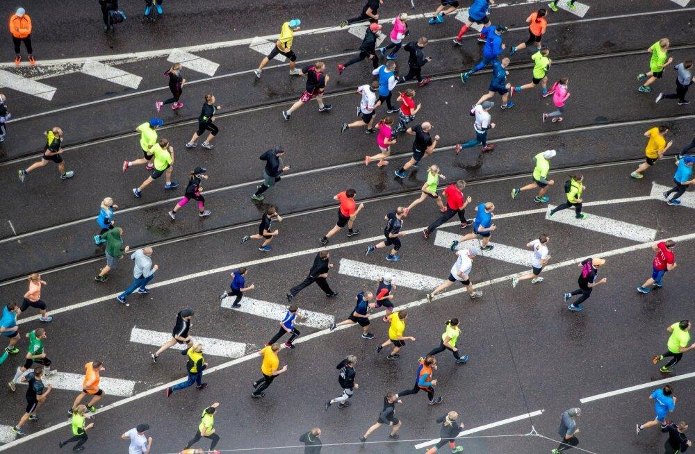 SEB Tallinna maraton 2017 10 km