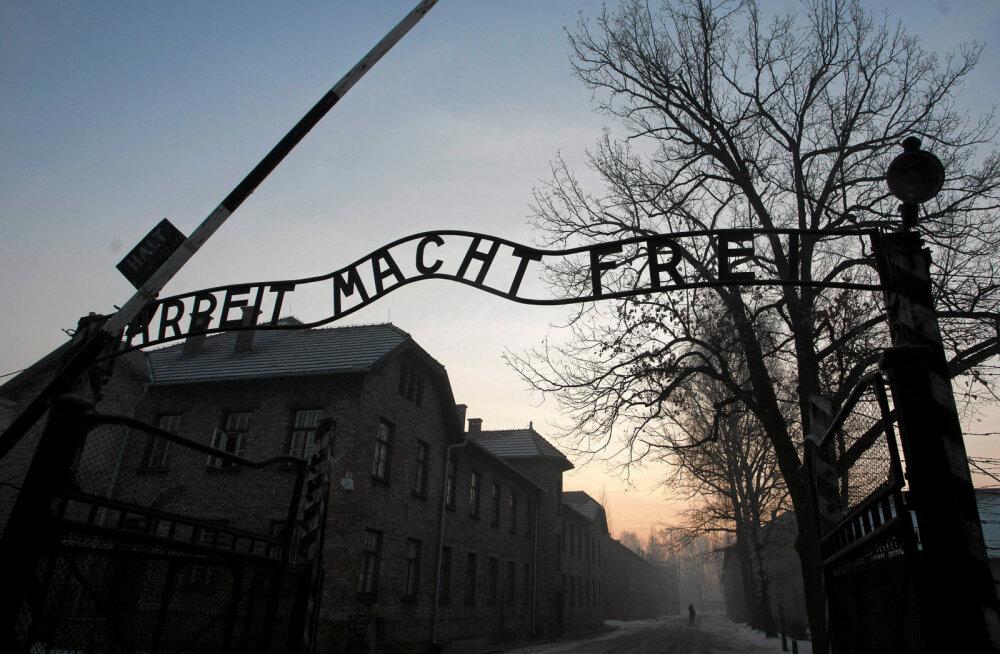 Õudne argipäev: venelased dešifreerisid Auschwitzi koonduslaagri töötaja aastaid loetamatuna püsinud kirja