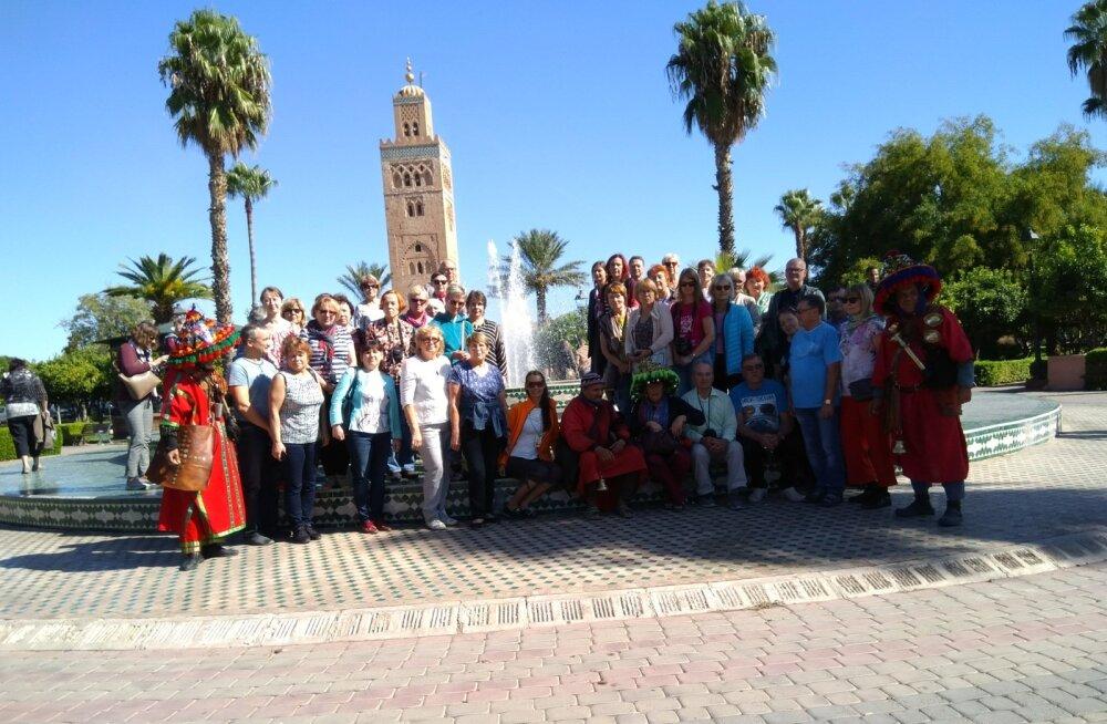 Maaleht Marokos.