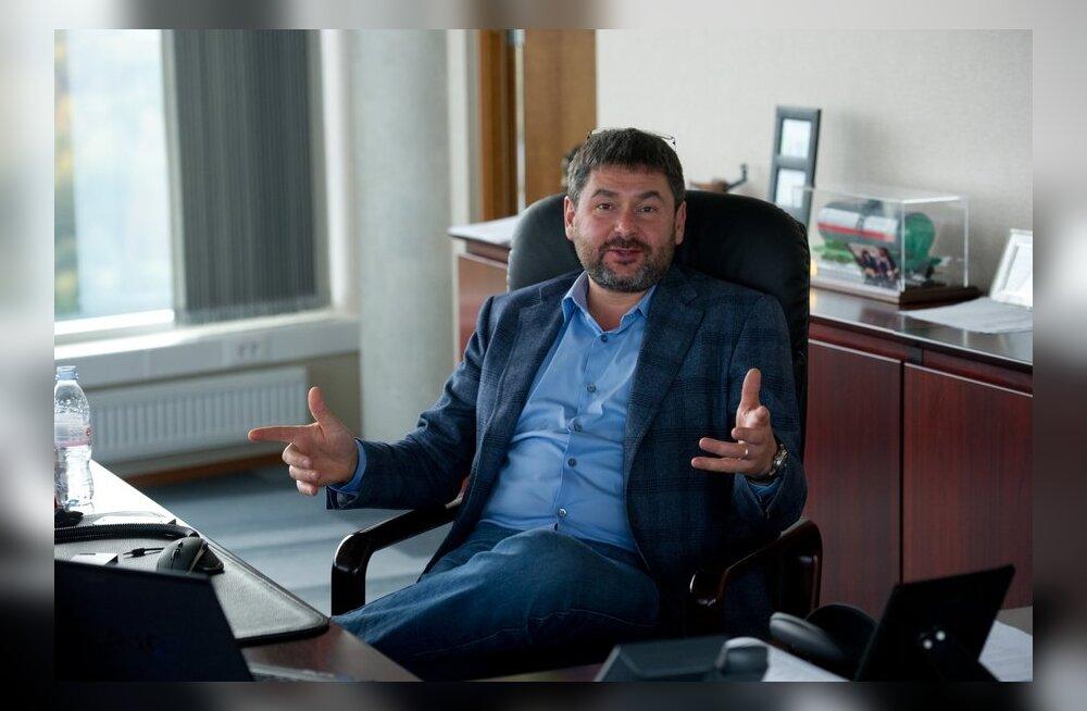 """Фирма Осиновского """"вынашивает"""" огромное долговое требование к государству"""