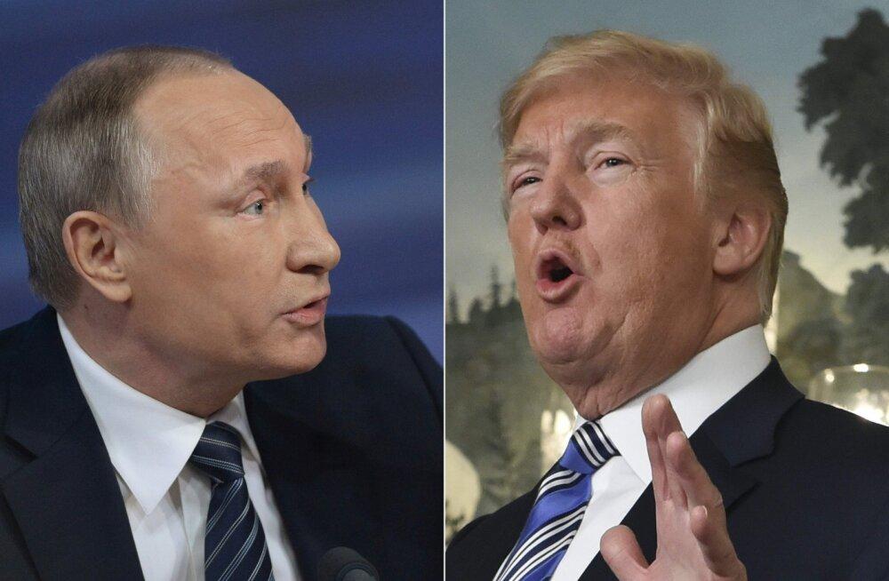 Kreml: Trump kutsus Putini Valgesse Majja külla