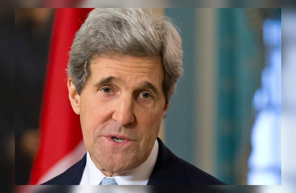 USA riigisekretär kutsus üles jõulisele tegutsemisele Põhja-Korea suunal