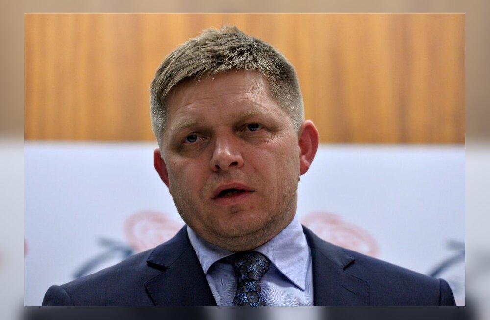 Slovakkia tahab Ukrainasse gaasi saatmiseks finantsgarantiisid ja läbirääkimisi Gazpromi osalusel