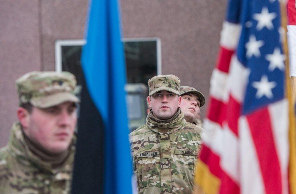 TÄISMAHUS   Loe kongressi raportit, milles hoiatatakse USA otsustava kaotuse eest Venemaale Balti riikides