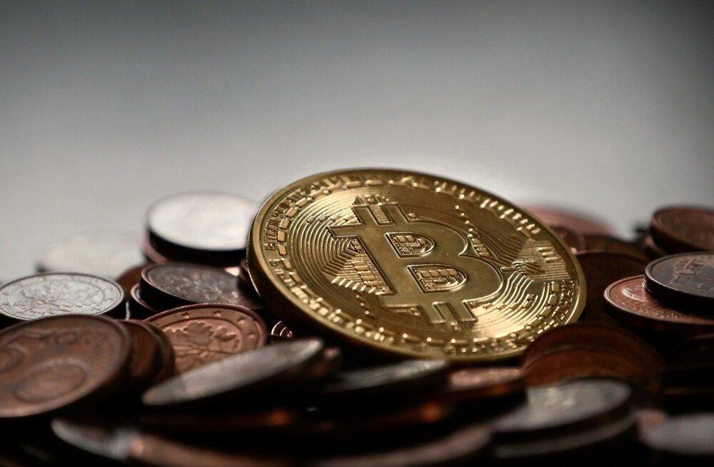 Bitcoini hind on olnud pikemat aega stabiilne