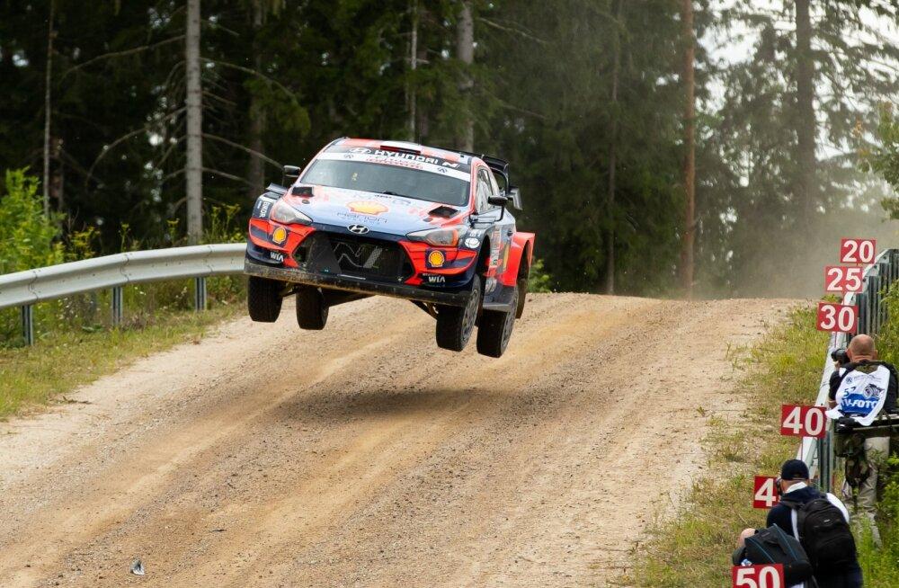 Viru Rally 2020 SS3