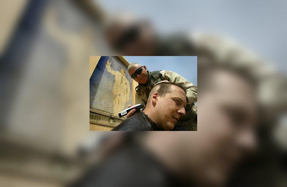 Iraak - juuksur