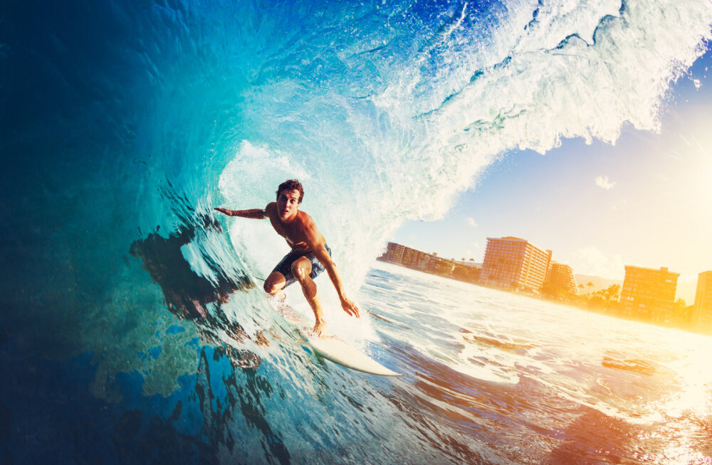 Alkeemia lugemisnurk | Surfi Buddha: võlurid ja vee peal kõnd