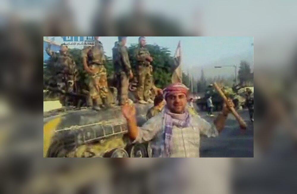 Venemaa hoiatas Liibüa stsenaariumi kordumise eest Süürias