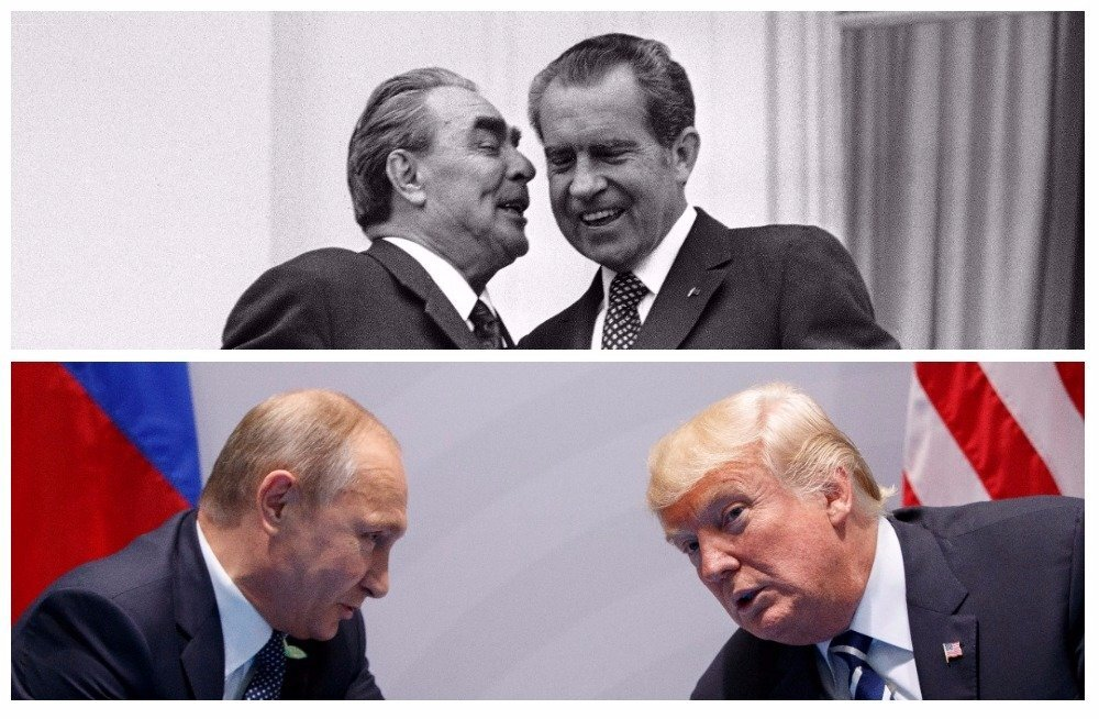 Toomas Alatalu: Valge Maja lekib nagu sõel. Kas selle taga on taas kord FBI kõrged ametnikud, kes üritavad presidendist lahti saada?