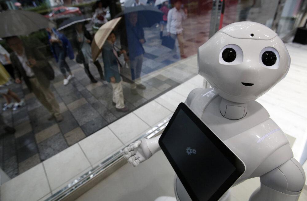 Maailmapank: robotid ei võta veel inimestelt töökohti ära