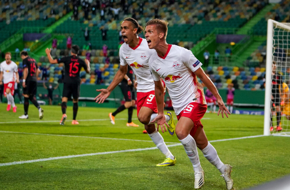 Dani Olmo lõi 1:0