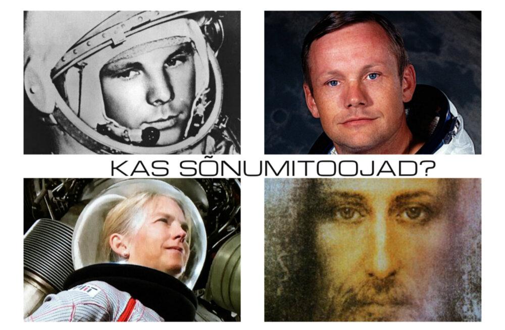 Me saame kosmoseolendeiks. Head kosmonautikapäeva!