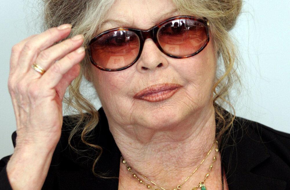 Filmilegend Brigitte Bardot peab rassismi pärast kohtu ette astuma