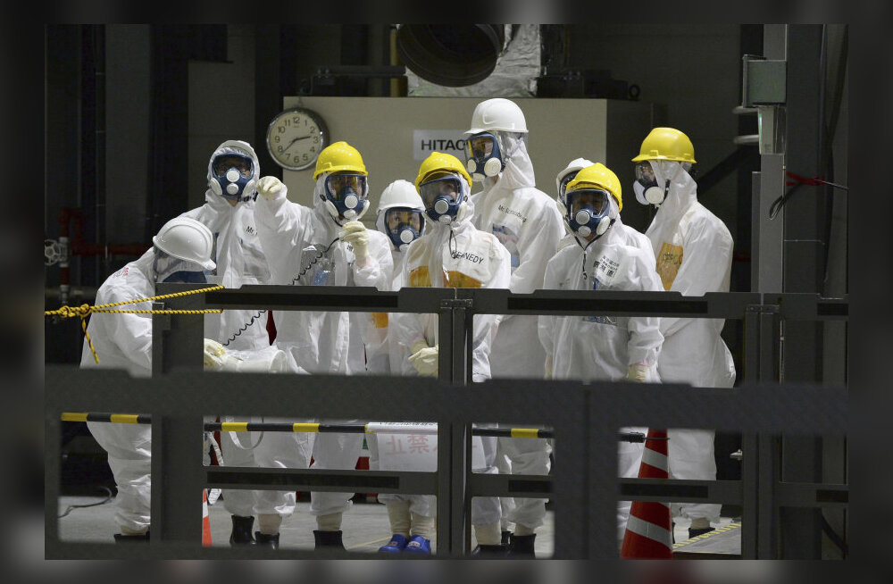 Tohutu radiatsioonipilv Fukushimast suundub teadlaste raporti kohaselt USA lääneranniku poole