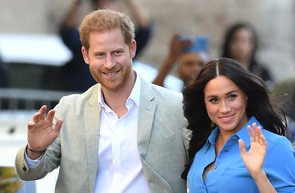 Värske info: Meghan ja Harry arutasid Megxitit juba enne pulmi ja sel oli väga arusaadav põhjus