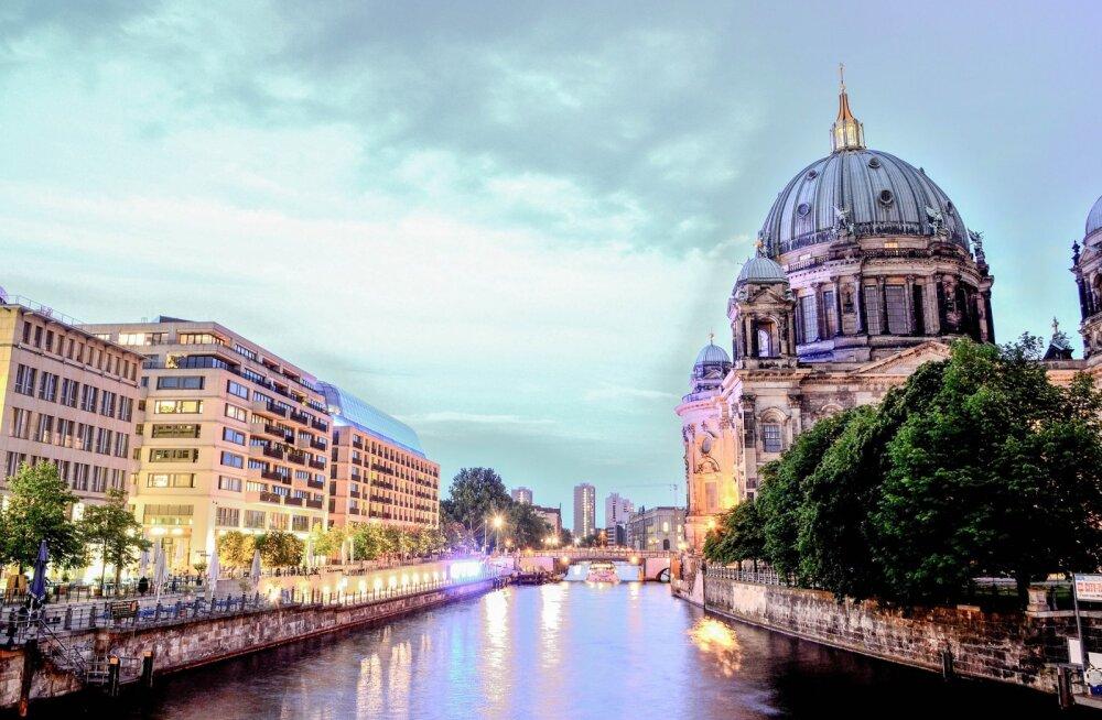 Saadaval on eriti soodsad edasi-tagasi otselennud Tallinnast Berliini — vaid 20 eurot!