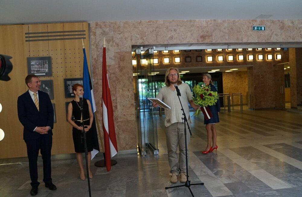 Eesti ja Läti tõlkeauhinna võitis Margus Konnula