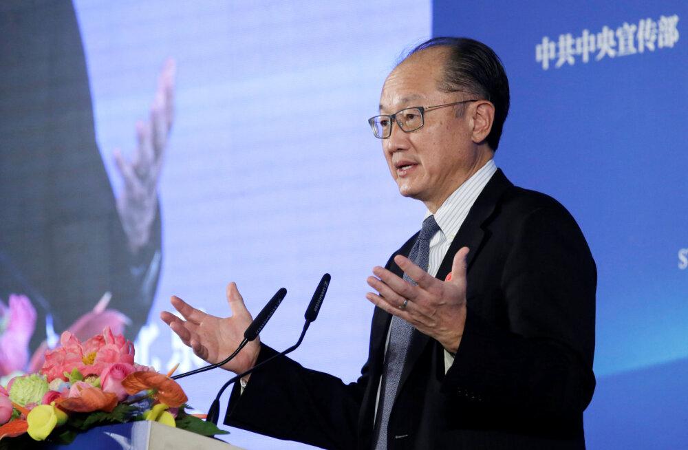 Maailmapank investeerib 200 miljardit dollarit kliimamuutusega võitlemiseks