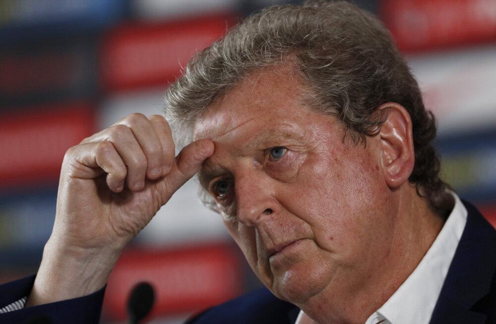 Leicester City peab läbirääkimisi Roy Hodgsoniga