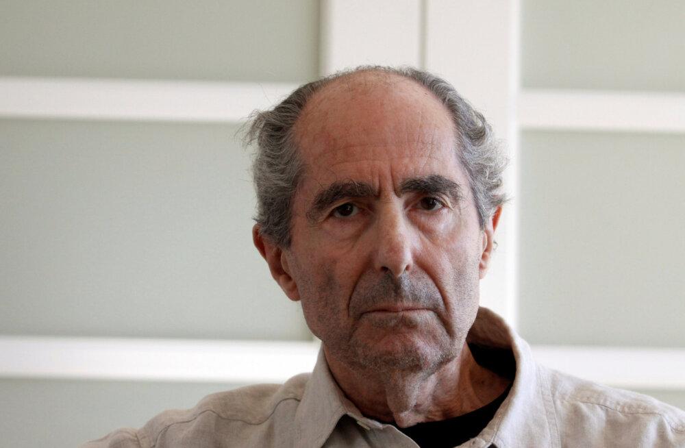 Suri tänapäevase USA kirjanduse klassik Philip Roth
