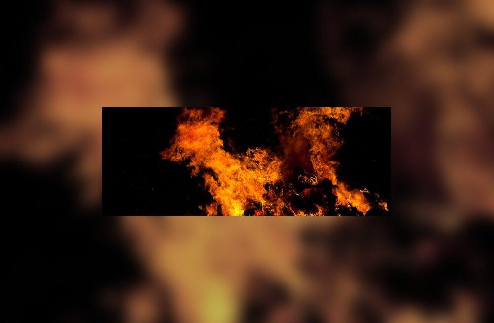 Päästjad tõid Rakveres tulest välja 10 inimest