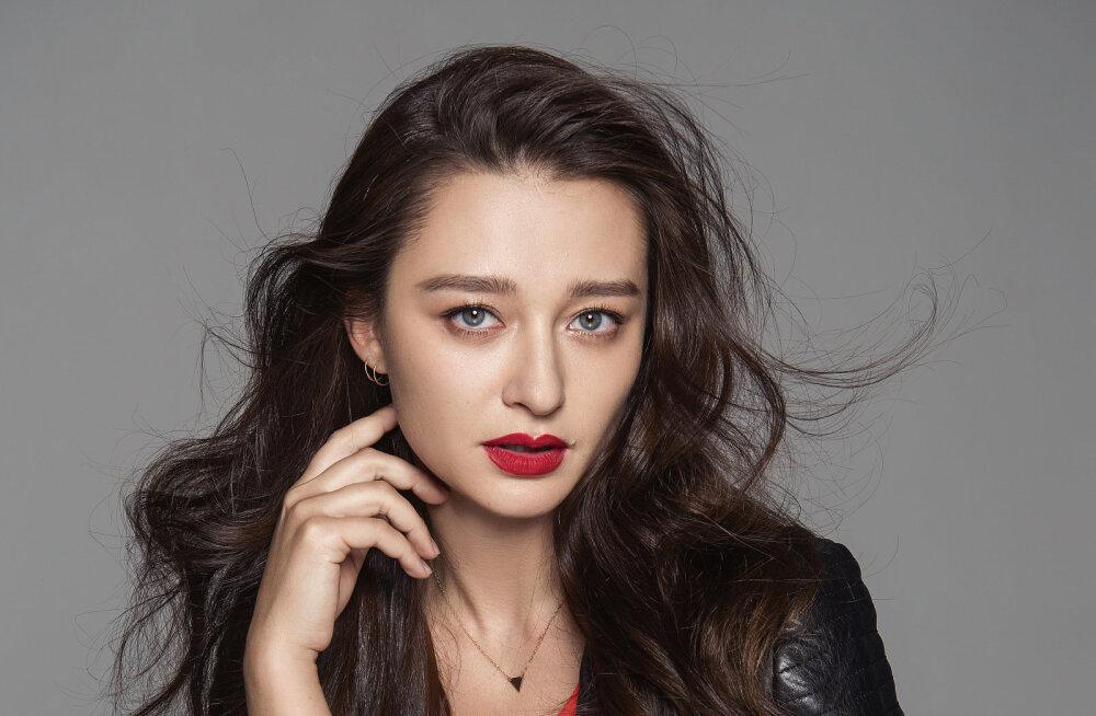 Eesti tüdruk on Hiinas üles ehitanud uskumatu näitlejakarjääri
