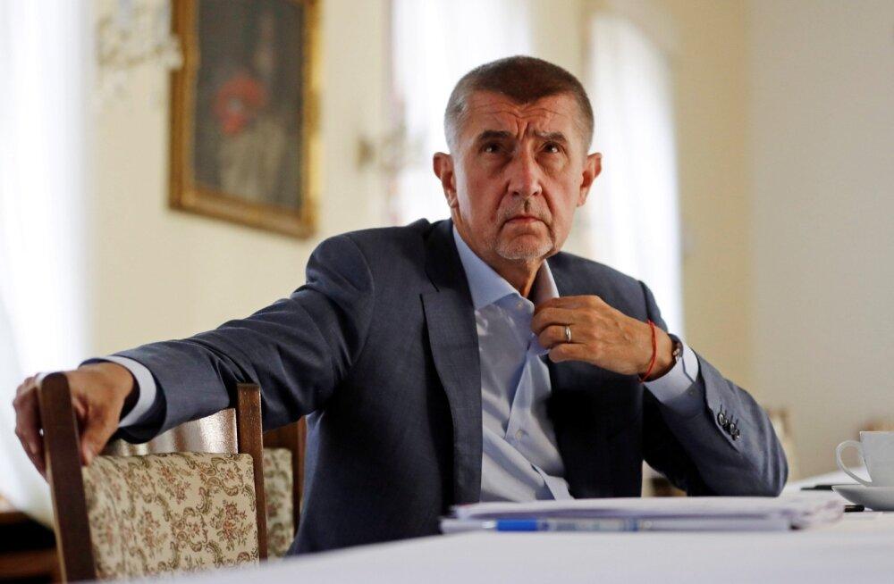 Tšehhi otsustas ÜRO ränderaamistikuga mitte ühineda