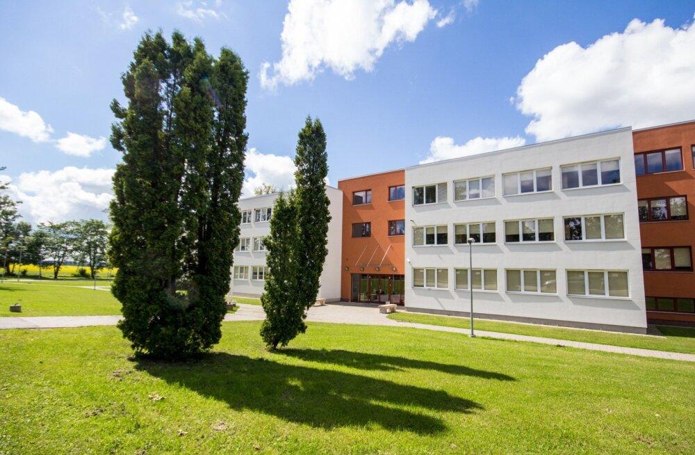 Viljandi Kutseõppekeskuse õpilaskodu