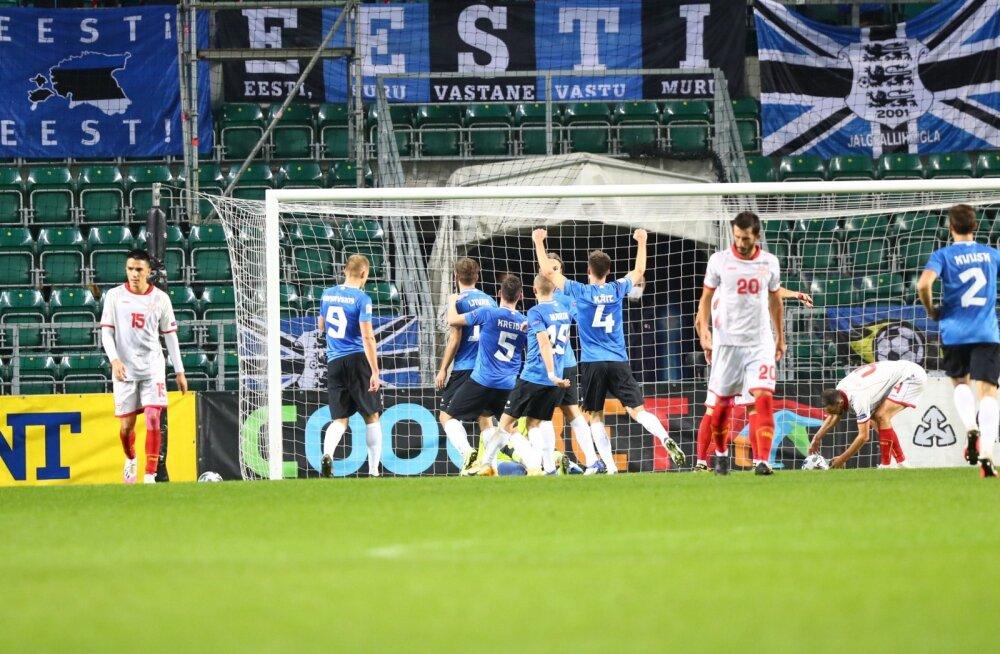 Frank Liivak on realiseerinud penalti