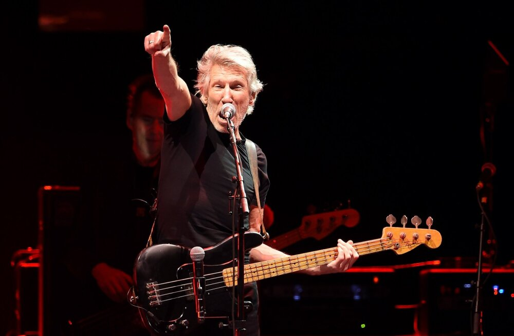 Pink Floydi kaasasutaja Roger Waters sattus oma Krimmi kommentaaride tõttu tule alla ja teda süüdistatakse Ukraina-vastases propagandas