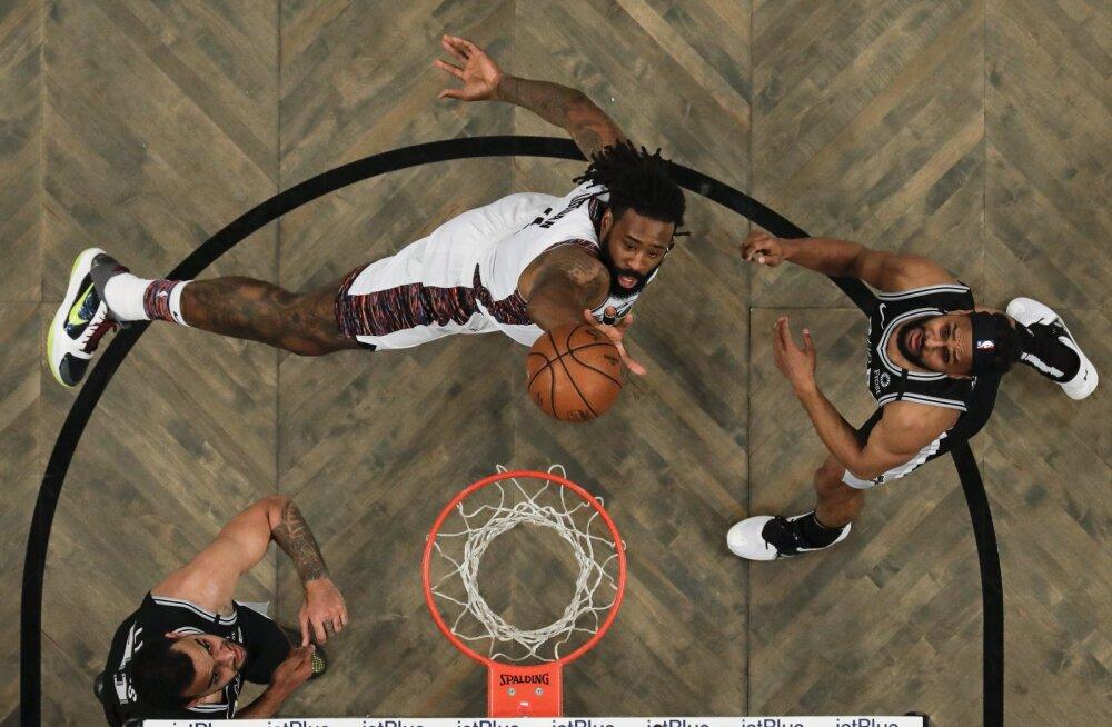 Kaks tuntud NBA korvpallurit nakatusid koroonaviirusesse, ühe jaoks on hooaeg kindlasti lõppenud