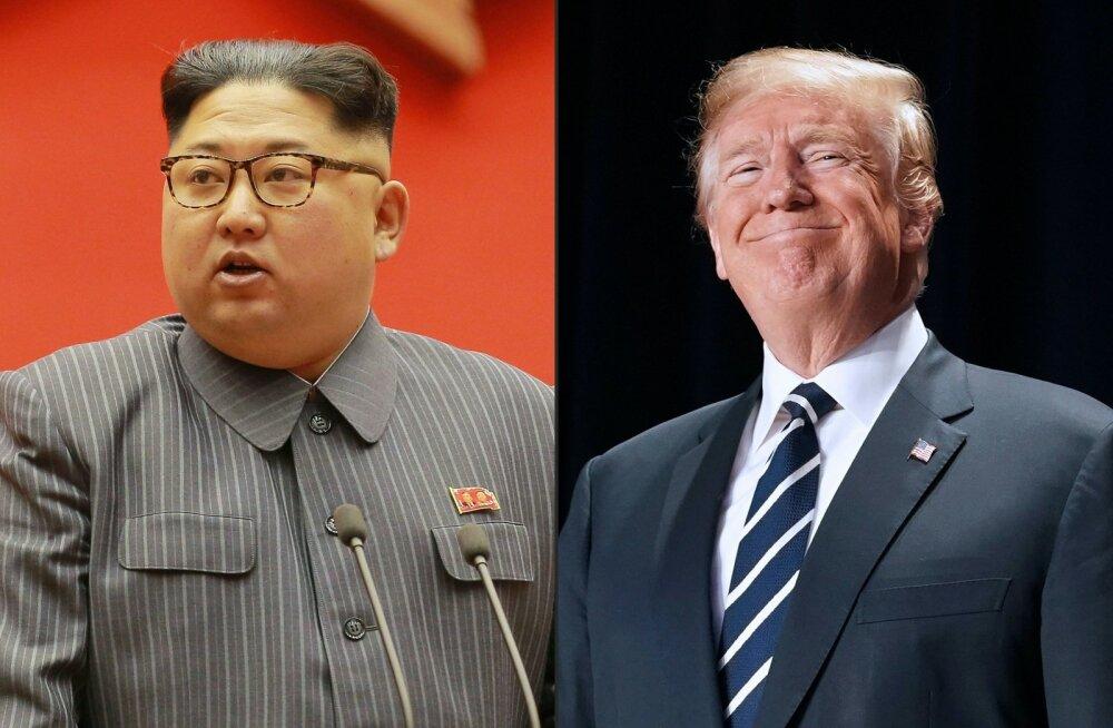 Expressen: Rootsi on pakkunud ennast Trumpi ja Kim Jong-uni kohtumise võõrustajaks