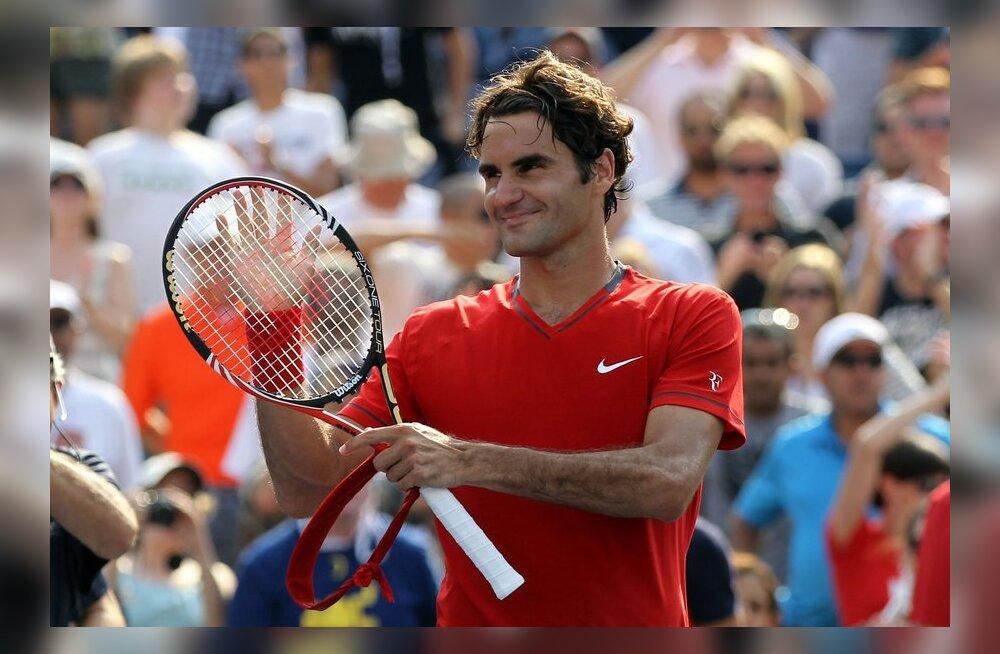 Roger Federer sai Saksamaal omanimelise tänava
