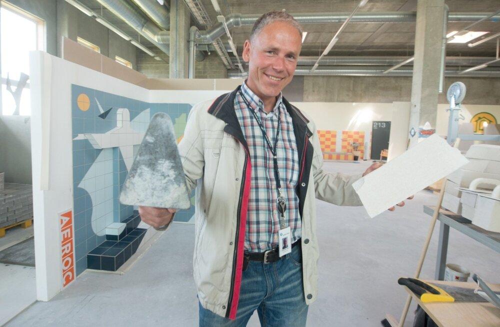 Tõnu Armulik arendusdirektor Tallinna Ehituskool