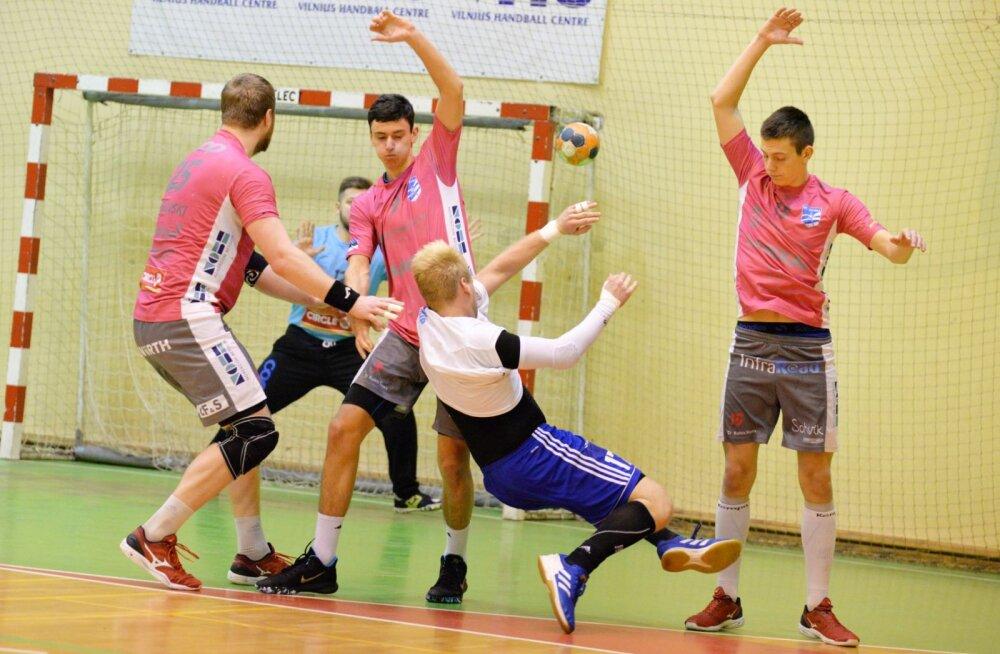 Kehra sai Balti liigas tähtsa võidu, Tallinn kaotas Kaunases