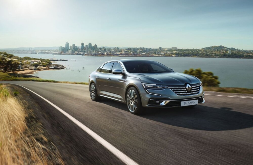 Uus Renault Talisman
