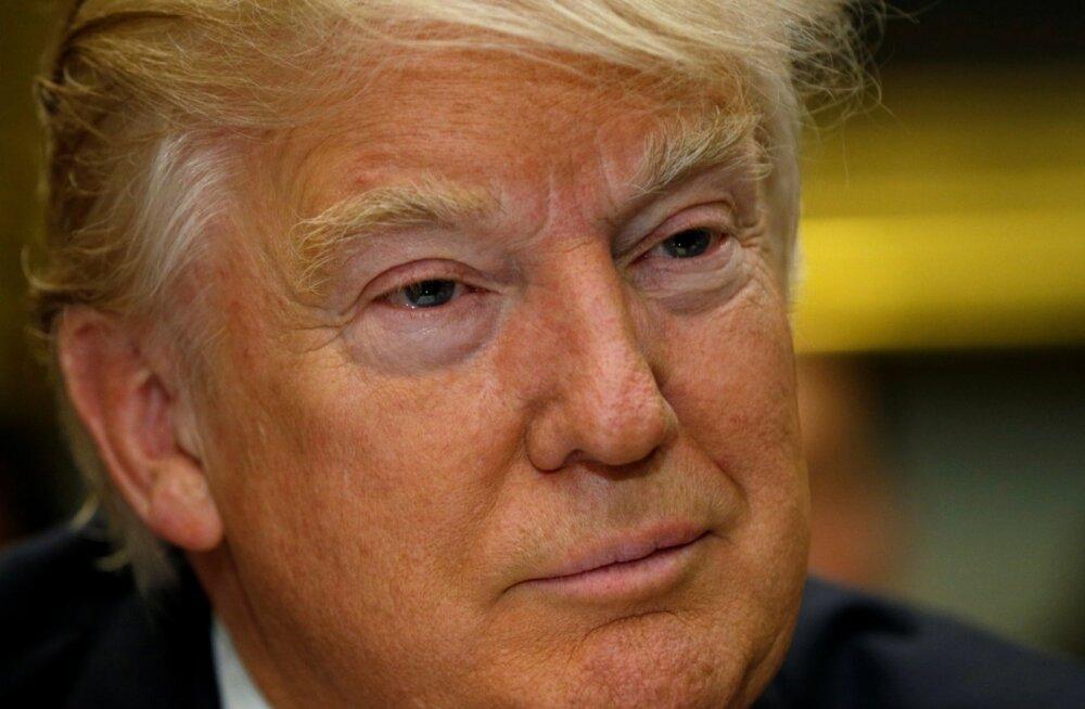 Valge Maja: Trump ootab, et Venemaa tagastaks Krimmi Ukrainale