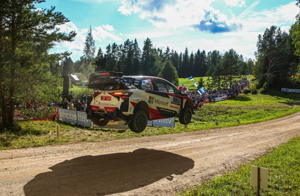 Rally Estonia 2020